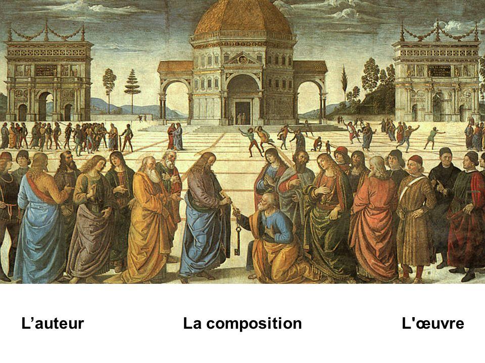 L'auteur La composition L œuvre le tableau