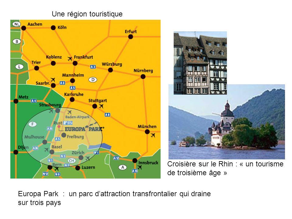 Une région touristique