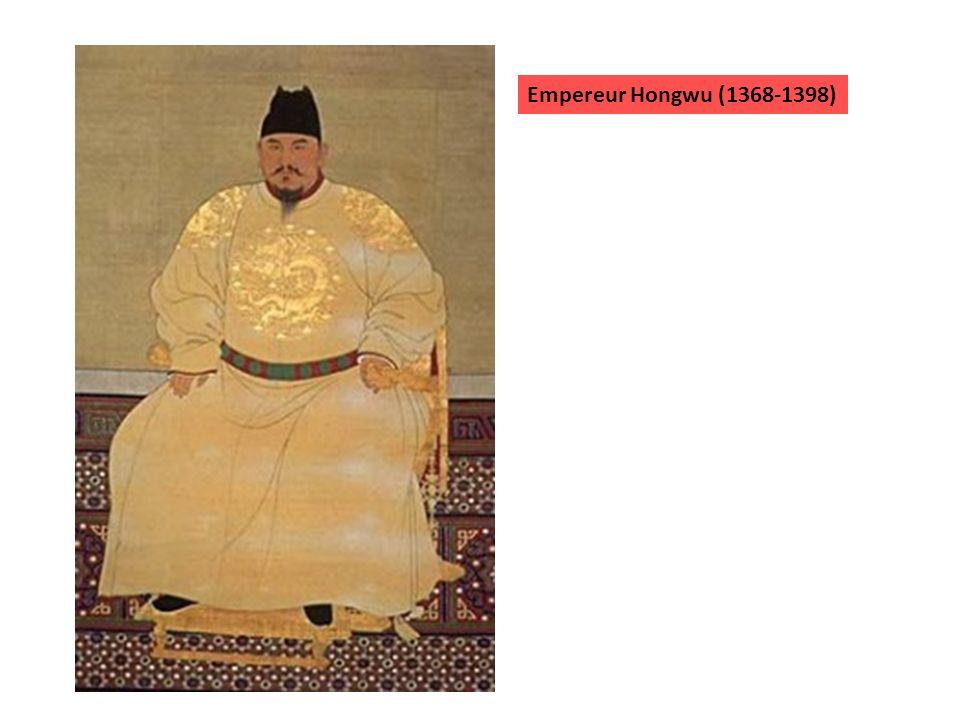 Empereur Hongwu (1368-1398)