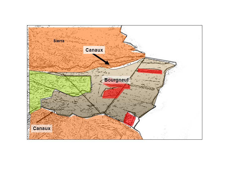 Sierra Sierra Mer Méditerranée Canaux Bourgneuf
