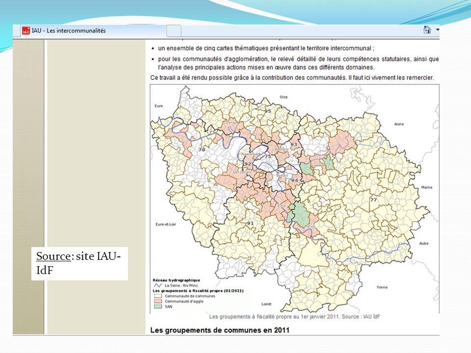 Source: site IAU-IdF