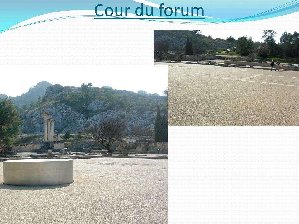 Cour du forum