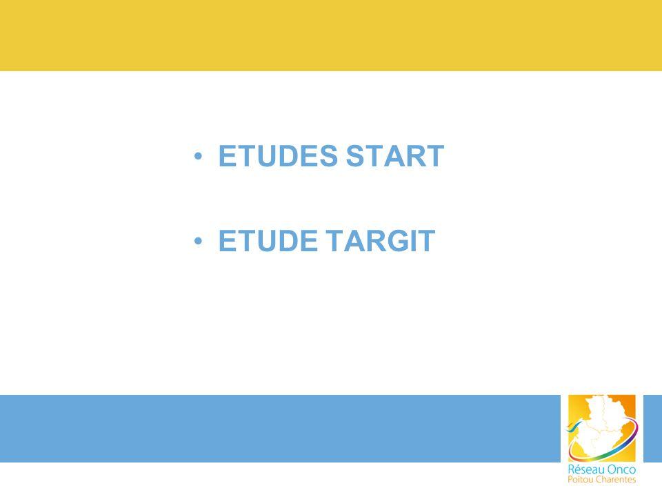ETUDES START ETUDE TARGIT