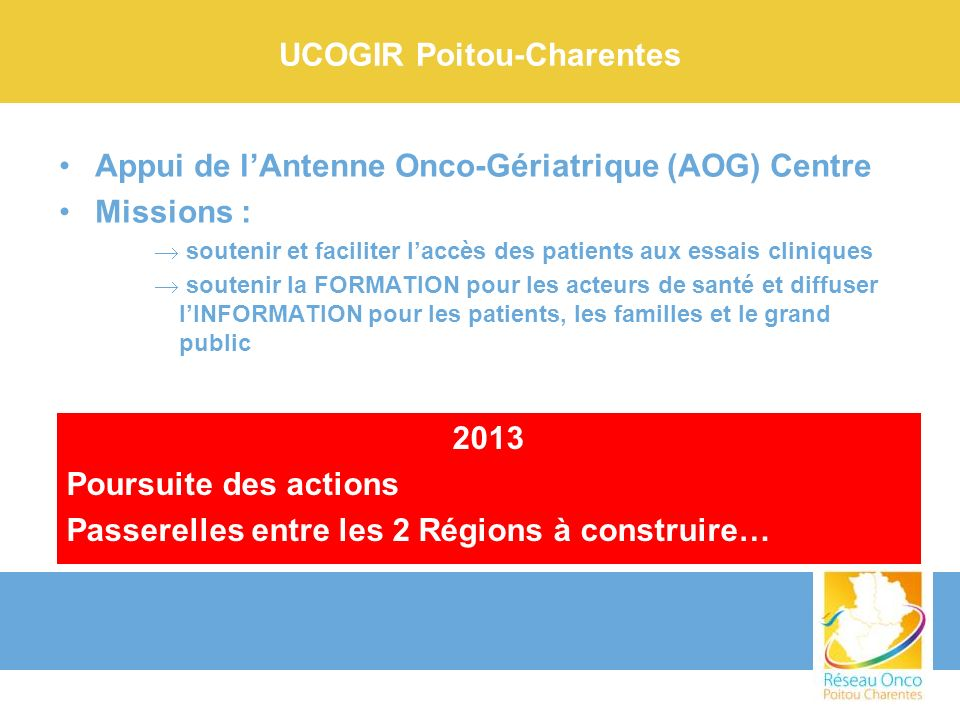 UCOGIR Poitou-Charentes