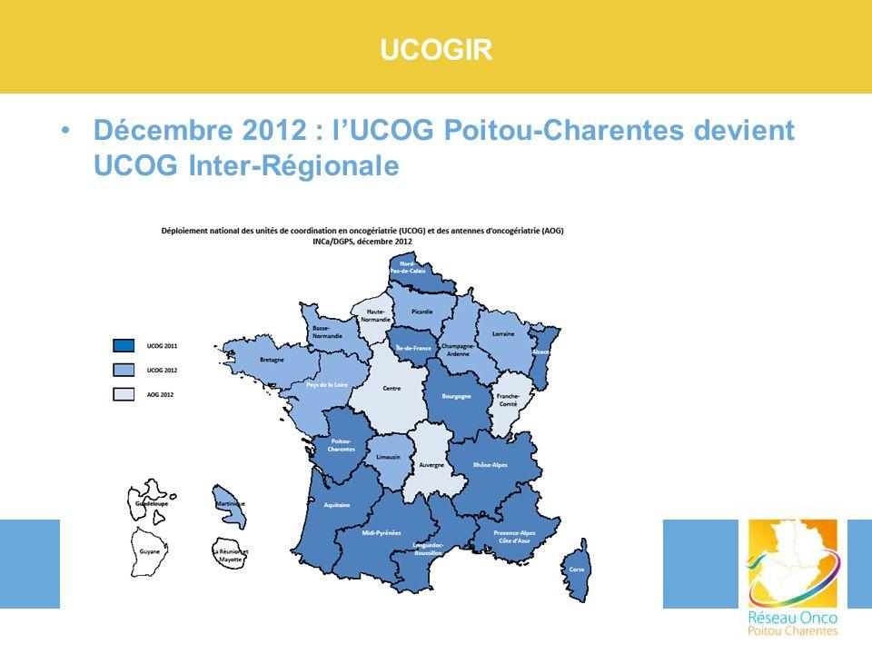 UCOGIR Décembre 2012 : l'UCOG Poitou-Charentes devient UCOG Inter-Régionale