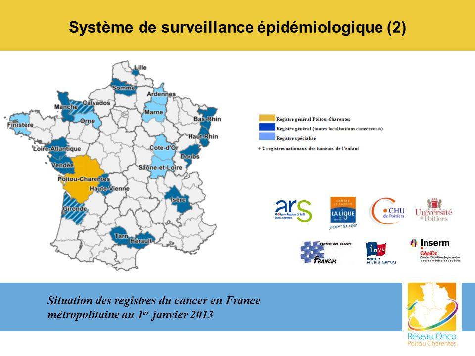 Système de surveillance épidémiologique (2)