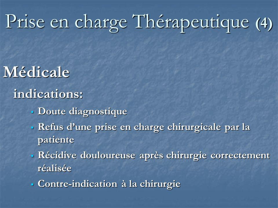 Prise en charge Thérapeutique (4)