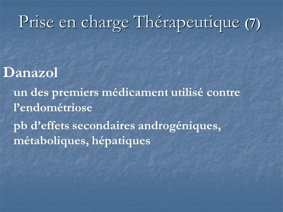 Prise en charge Thérapeutique (7)