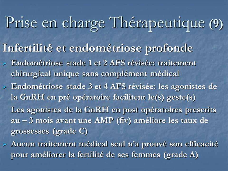 Prise en charge Thérapeutique (9)