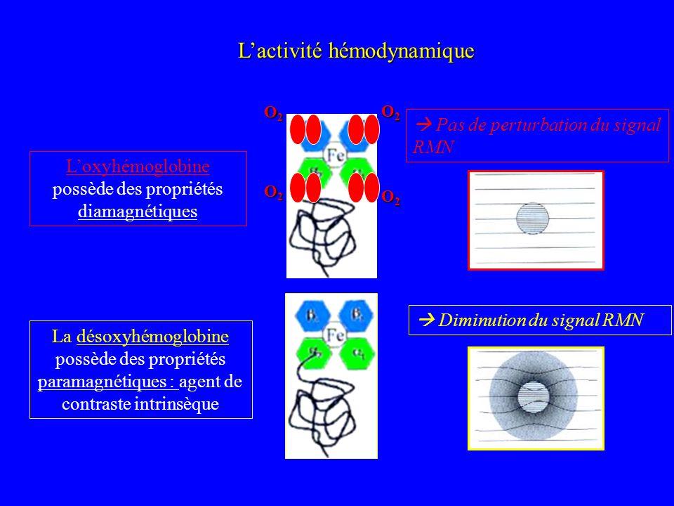 L'activité hémodynamique