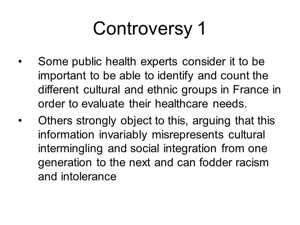 Controversy 1
