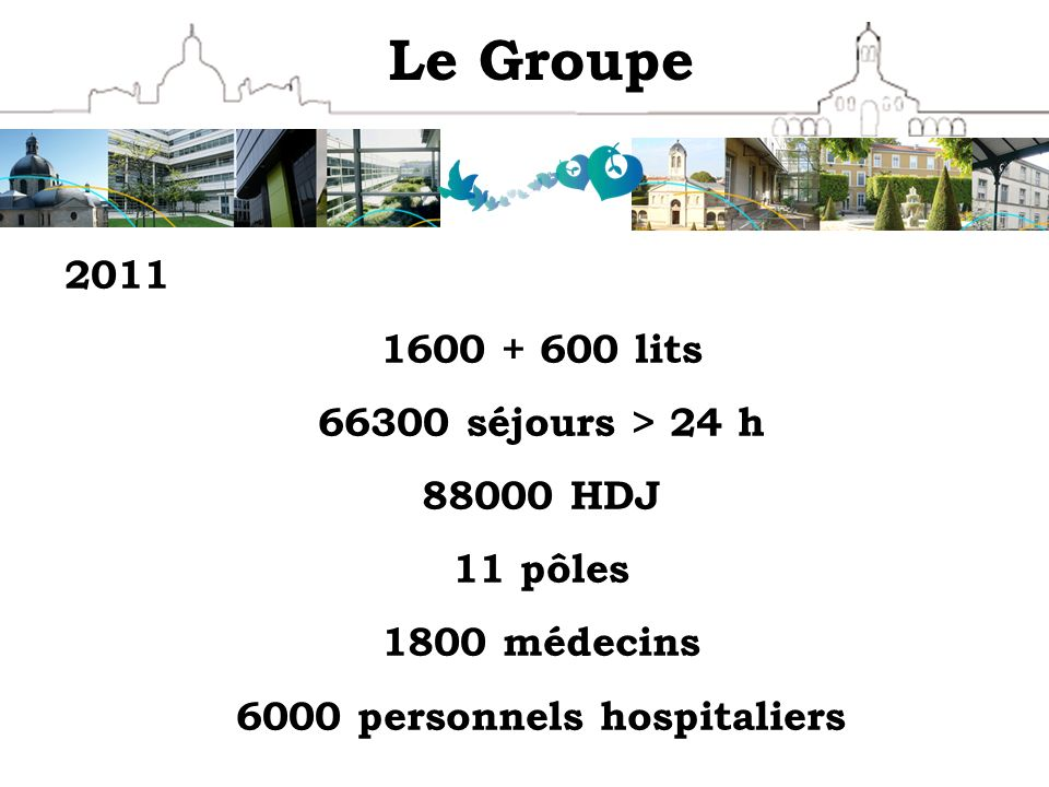 6000 personnels hospitaliers