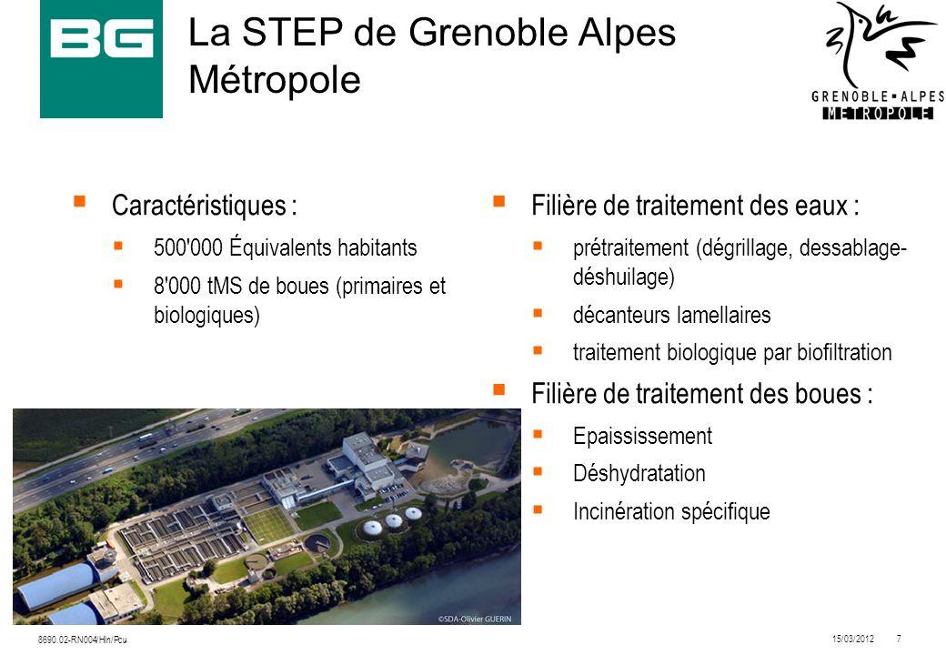La STEP de Grenoble Alpes Métropole