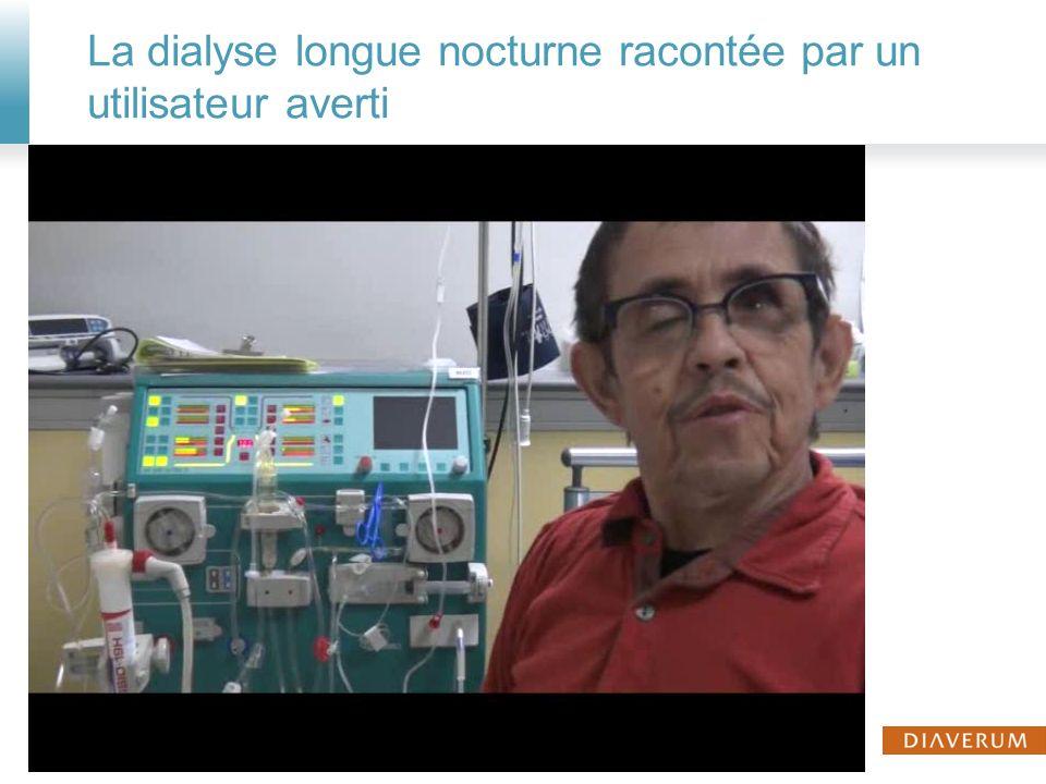 La dialyse longue nocturne racontée par un utilisateur averti