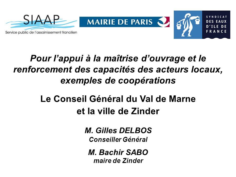 Le Conseil Général du Val de Marne