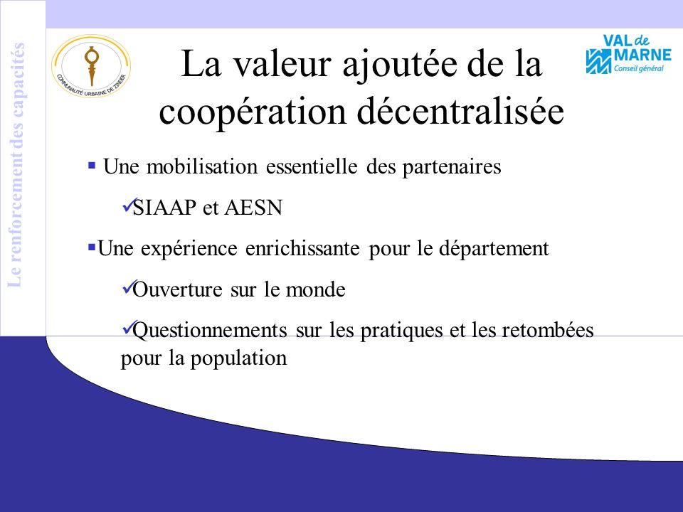Un enrichissement en Val de Marne