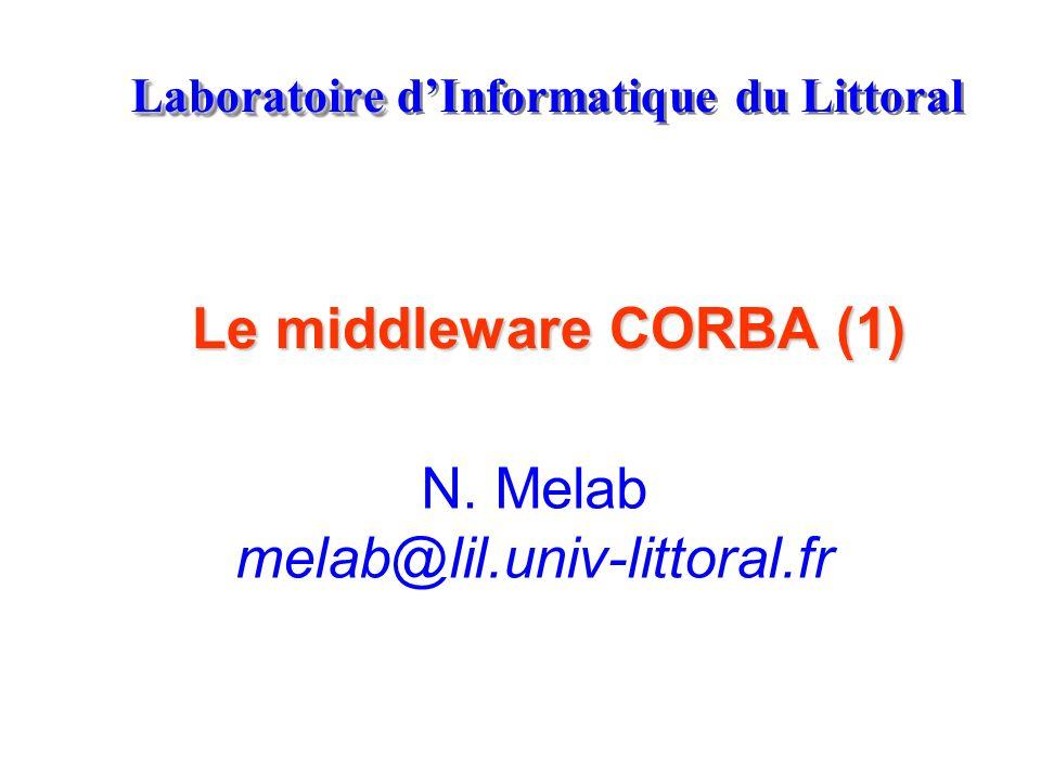 Laboratoire d'Informatique du Littoral