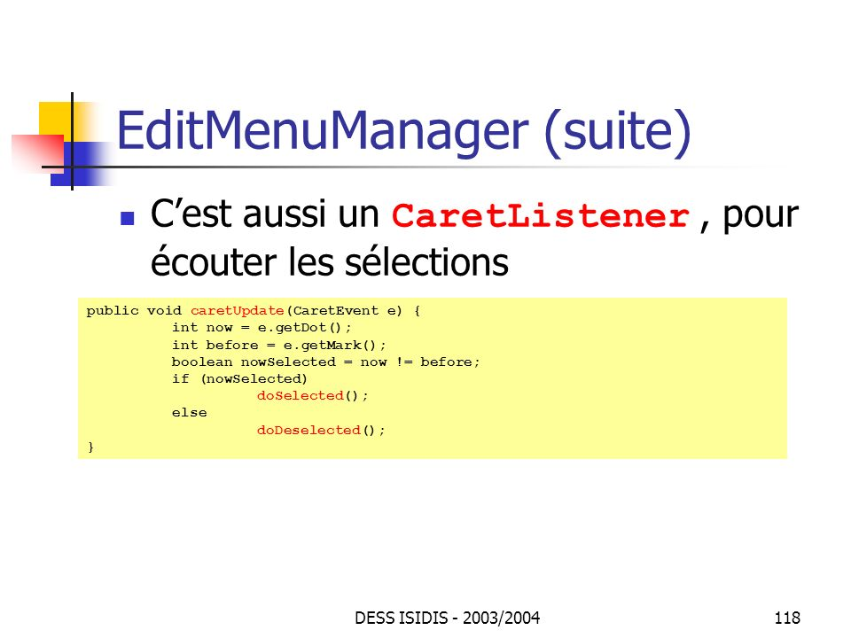 EditMenuManager (suite)