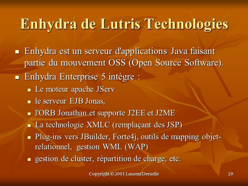 Enhydra de Lutris Technologies