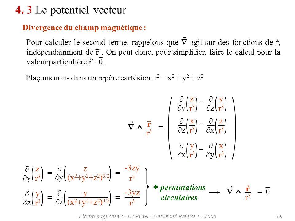 + permutations circulaires