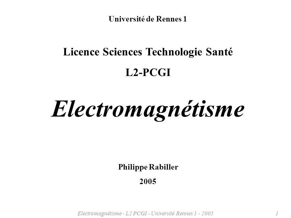 Licence Sciences Technologie Santé