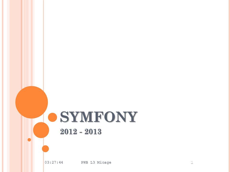 SYMFONY 2012 - 2013 00:24:17 PWB L3 Mioage