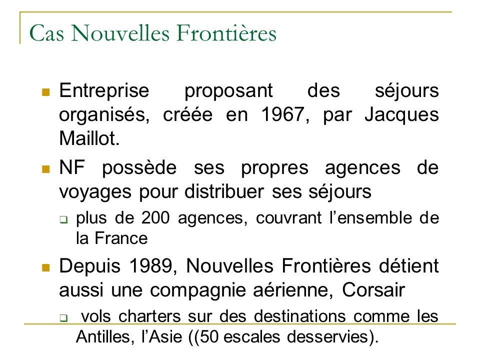 Cas Nouvelles Frontières