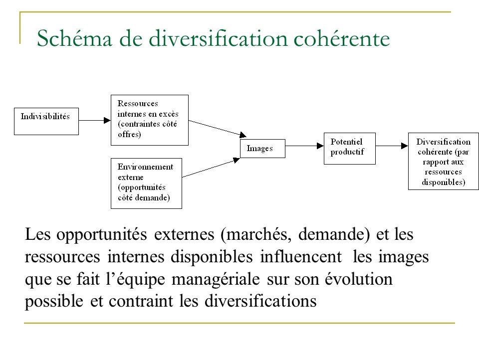Schéma de diversification cohérente