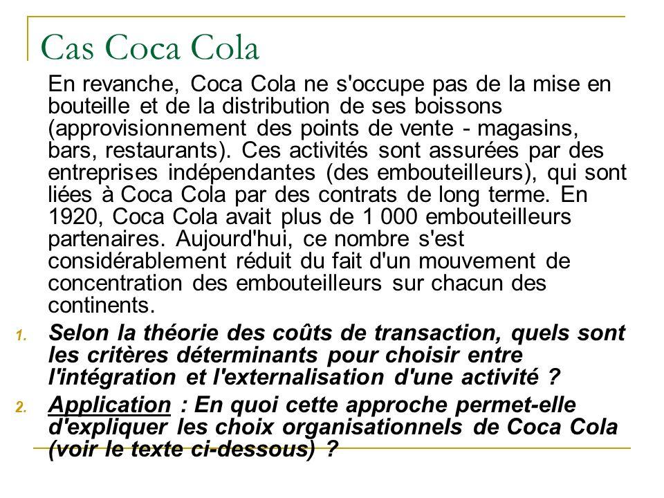 Cas Coca Cola
