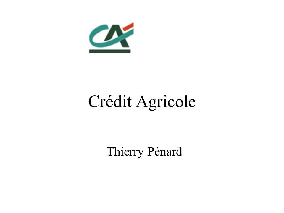 Crédit Agricole Thierry Pénard
