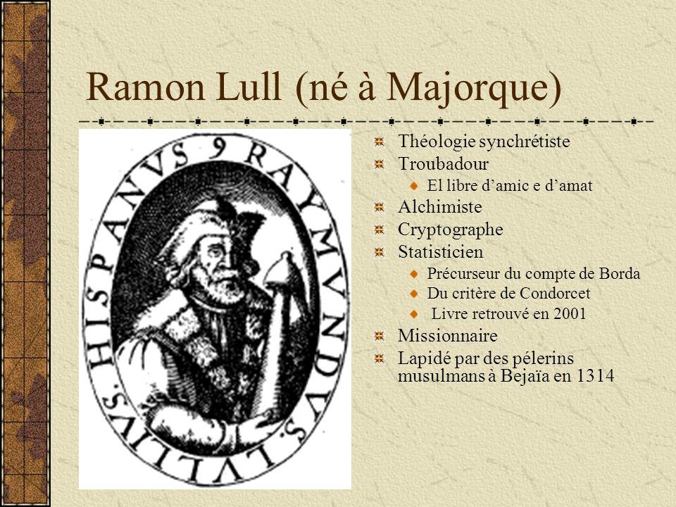 Ramon Lull (né à Majorque)