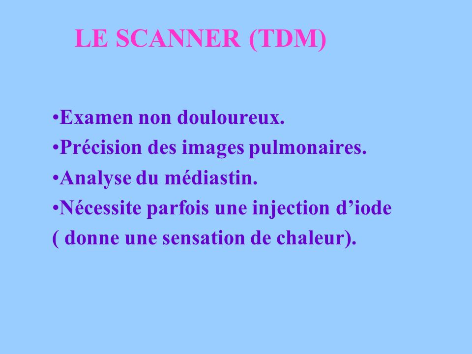 les examens complementaires ppt video online t l charger. Black Bedroom Furniture Sets. Home Design Ideas