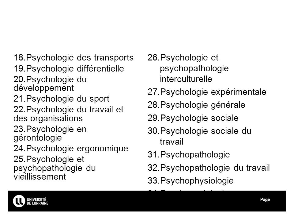 Psychologie et psychopathologie interculturelle