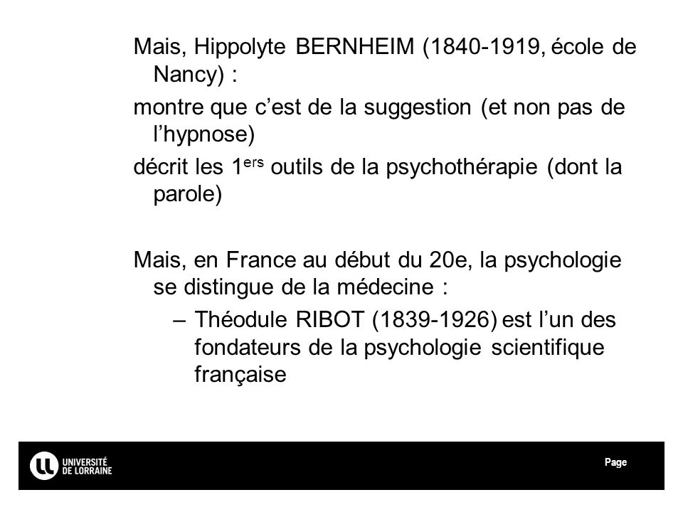 Mais, Hippolyte BERNHEIM (1840-1919, école de Nancy) :