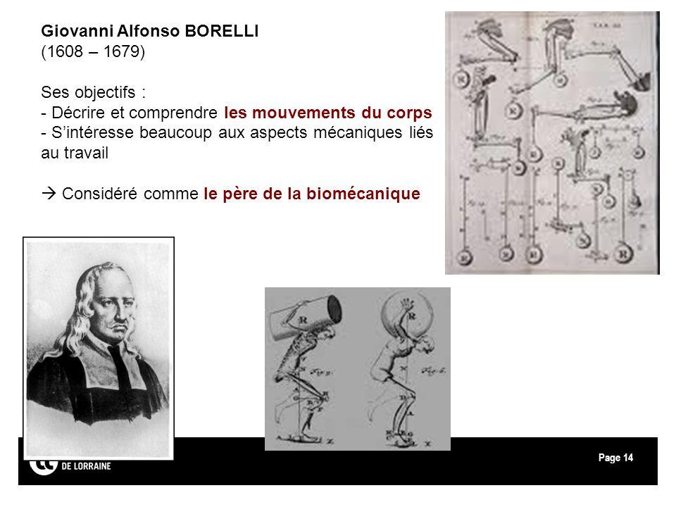 Giovanni Alfonso BORELLI