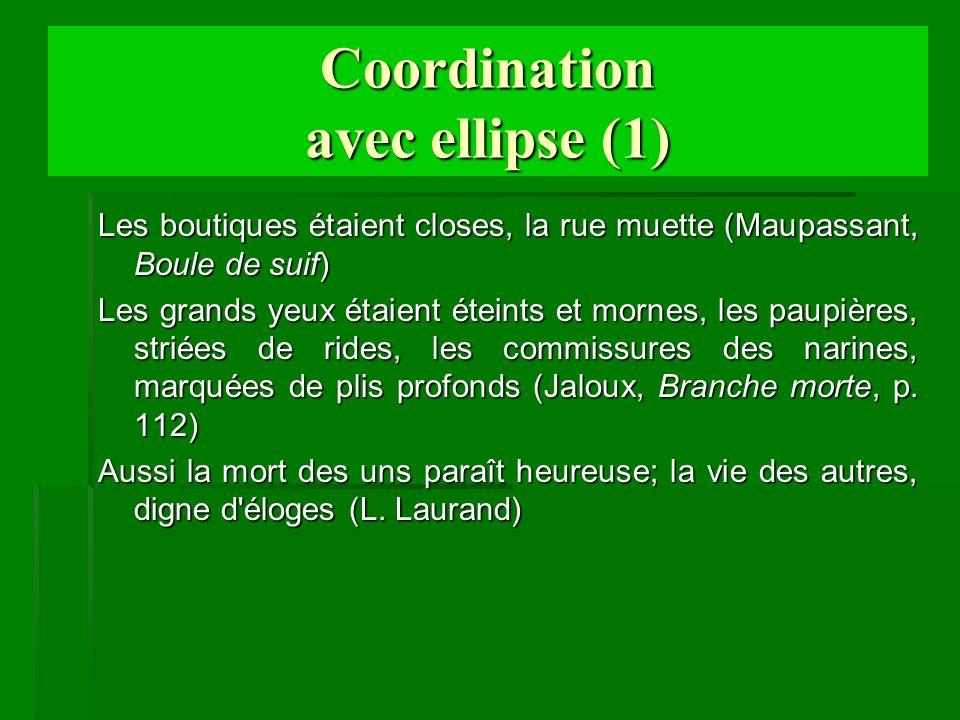 Coordination avec ellipse (1)
