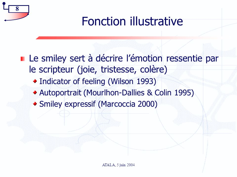 Fonction illustrative