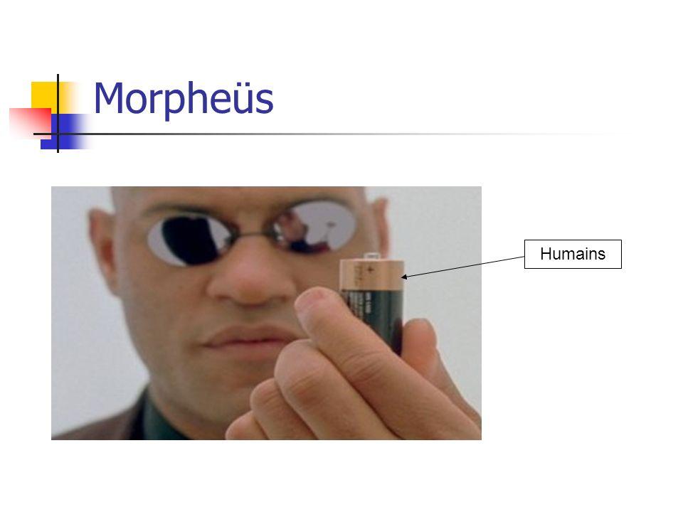 Morpheüs Humains .