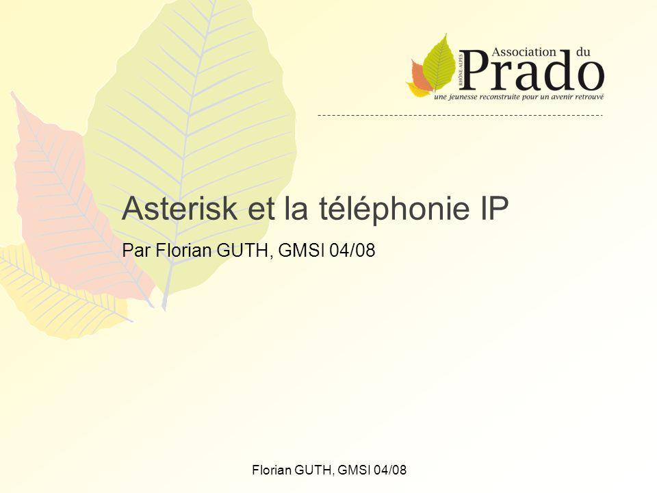 Asterisk et la téléphonie IP