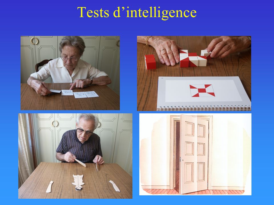 Tests d'intelligence