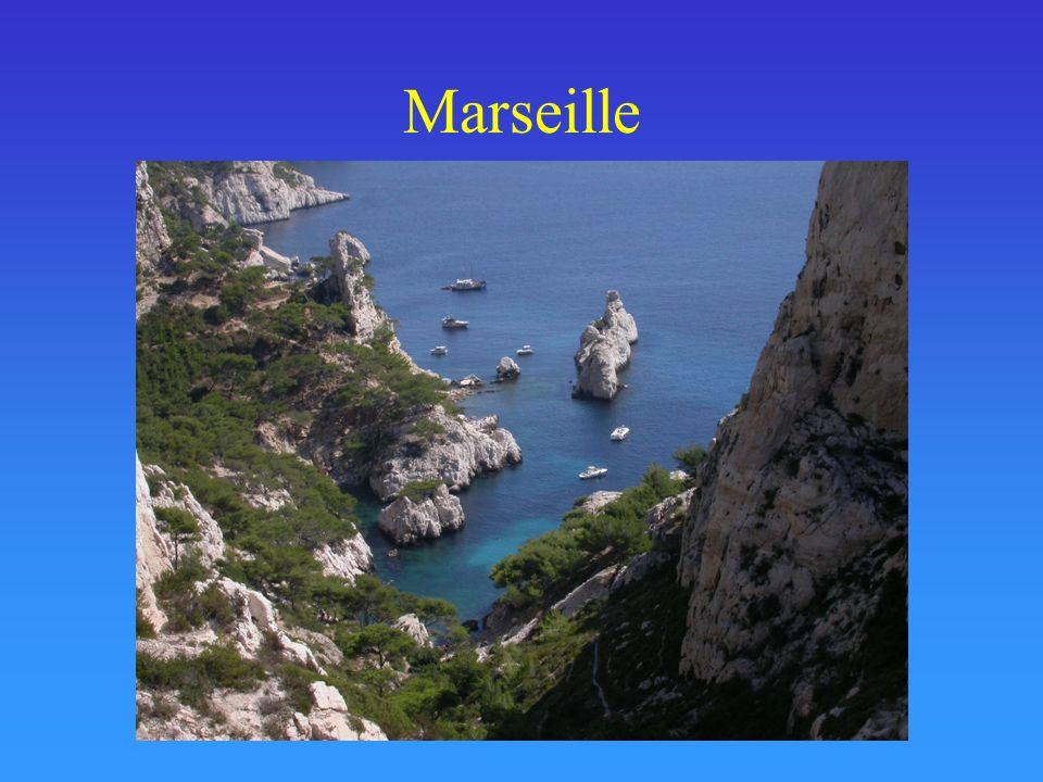 Marseille Supposons que vous nous rendiez visite à Marseille.