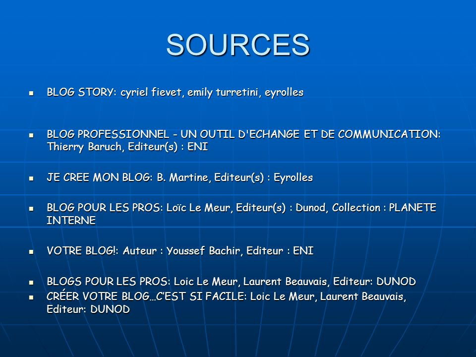 SOURCES BLOG STORY: cyriel fievet, emily turretini, eyrolles