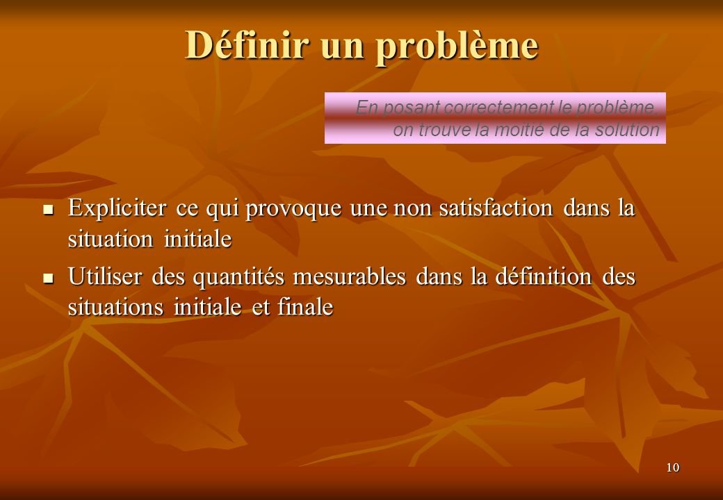 Management de projets - Conception