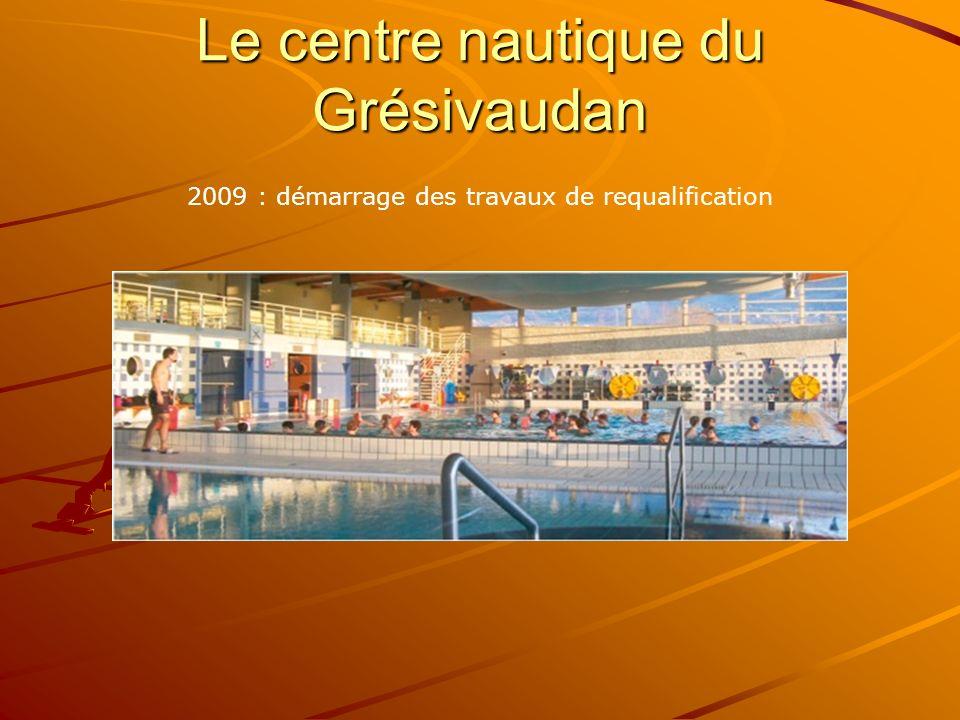Le centre nautique du Grésivaudan