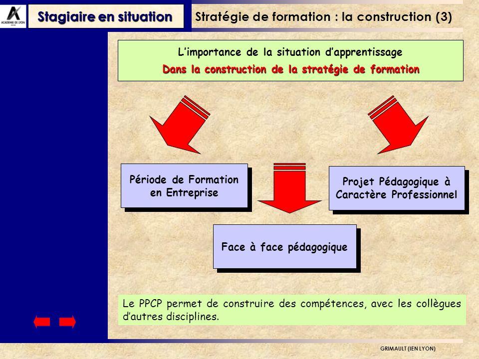 Stratégie de formation : la construction (3)