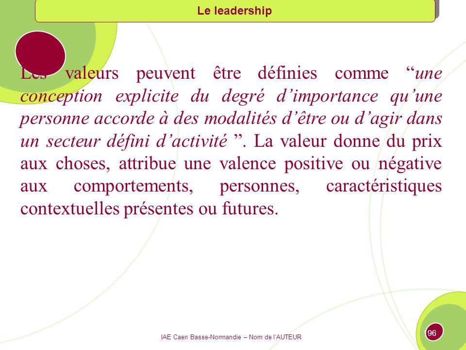 France - États-Unis : les valeurs des cadres