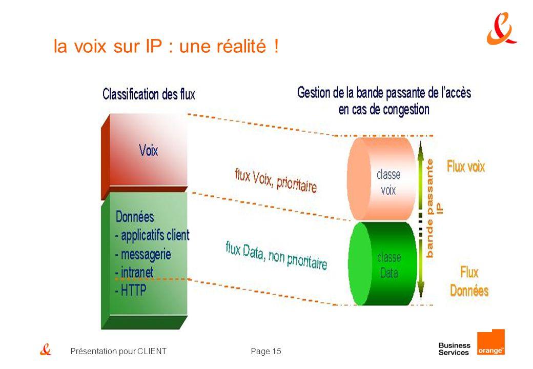 la voix sur IP : une réalité !
