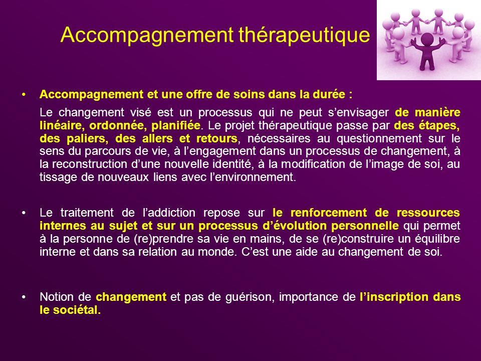 Accompagnement thérapeutique