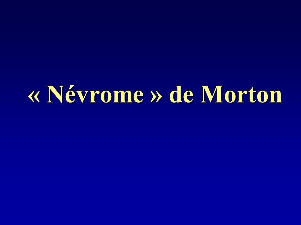 « Névrome » de Morton