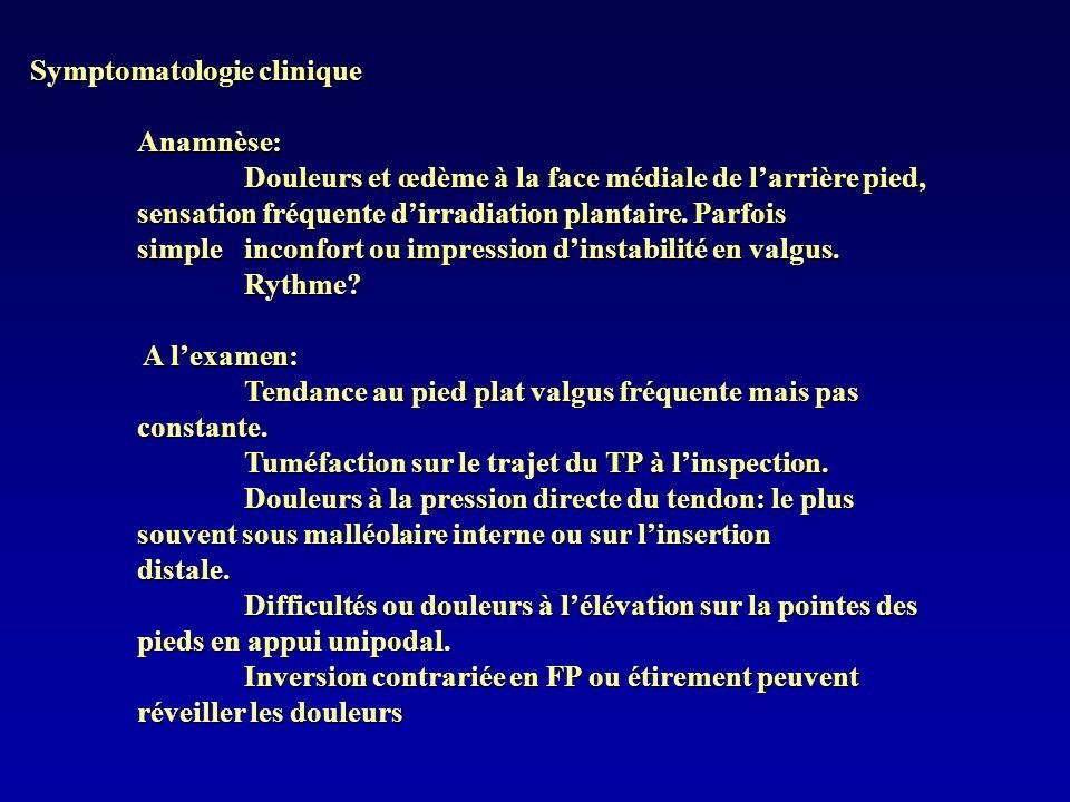 Symptomatologie clinique